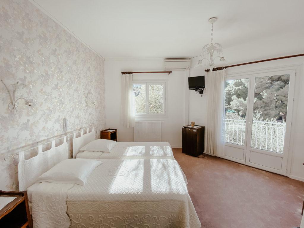 CHAMBRE 29 - HOTEL LA PERGOLA CAVALAIRE