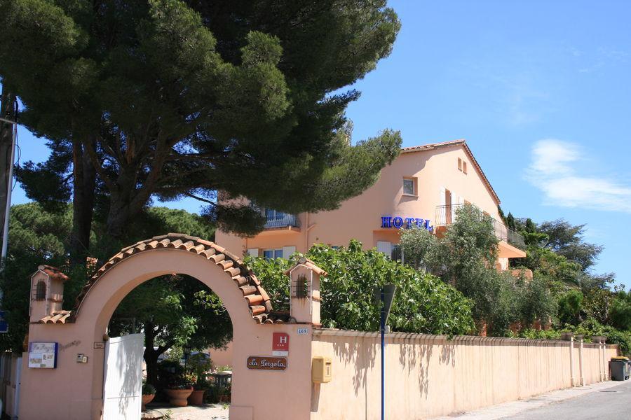HOTEL LA PERGOLA CAVALAIRE SUR MER